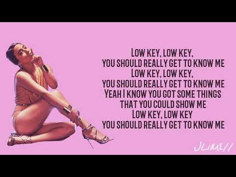 Ally Brooke Ft. Tyga - Low Key (Lyrics) HD