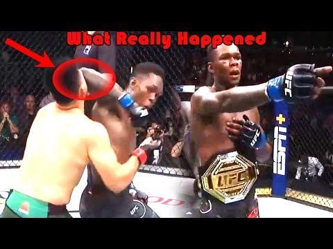 What Really Happened at UFC 236 (Kelvin Gastelum vs Israel Adesanya)