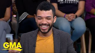 Justice Smith on his role in 'Pokemon Detective Pikachu'