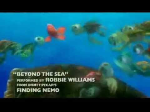 Robbie Williams   Beyond The Sea (Official Video) From The Film Finding Nemo