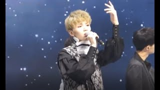 [FANCAM] 180331 ONER Ling Chao - I Will Always Remember (我永远记得) at IQIYI VIP Fanmeet
