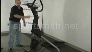 How to Remove the Shroud on a Stairmaster Stepper 4400CL