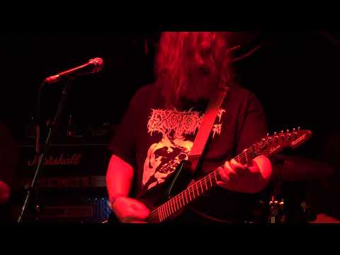 EARSLAUGHTER V3 (2018) - EXOTOXIC Live @ Coop Katacombes, Montreal - 01/06/2018