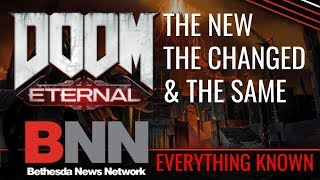 DOOM Eternal: The New, The Changed, & The Same