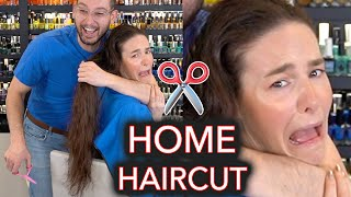 I Let My Boyfriend Cut My Hair: The Horror Movie