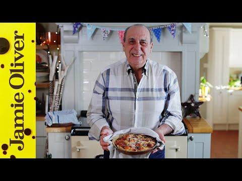 Pizza Bombas ('Pizza Roll')Gennaro Contaldo