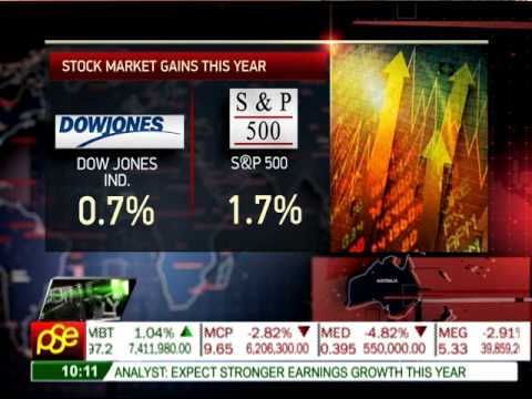 Record run over for PH shares?