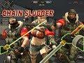 POINT BLANK QUEEN - Dual Sword [Punishment Slugger]