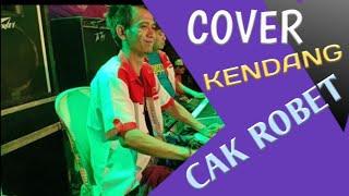 Gambar cover COVER KENDANG ROBET GERIMIS MELANDA HATI-DENAZ MUSIC