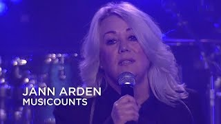 Jann Arden presents MusiCounts Teacher of the Year | Junos Gala Dinner & Awards 2019