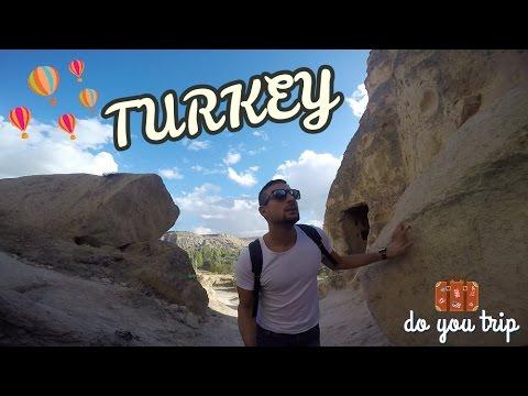 Turchia on the road - Istanbul, Cappadocia, Pamukkale, Efeso - GoPro HD