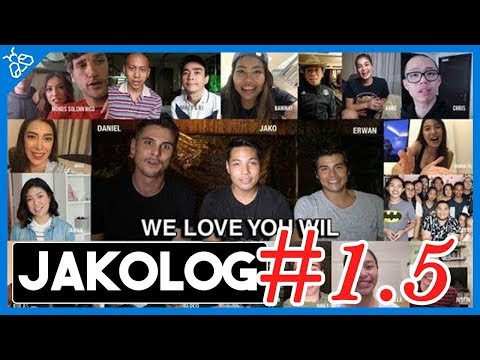 JAKO VLOG 1.5: WE LOVE YOU (HAPPY BIRTHDAY WIL DASOVICH)