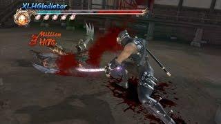 Ninja Gaiden 2 (360) Master Ninja Craziness!