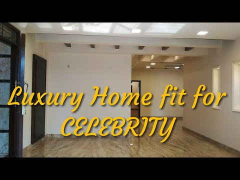 Luxury Home fit for Celebrity at Indiranagar Bangalore For Sale