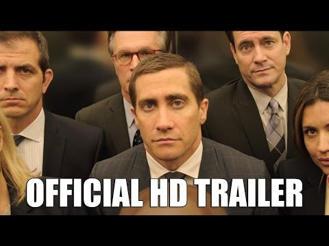 DEMOLITION: Official HD Trailer - starring Jake Gyllenhaal