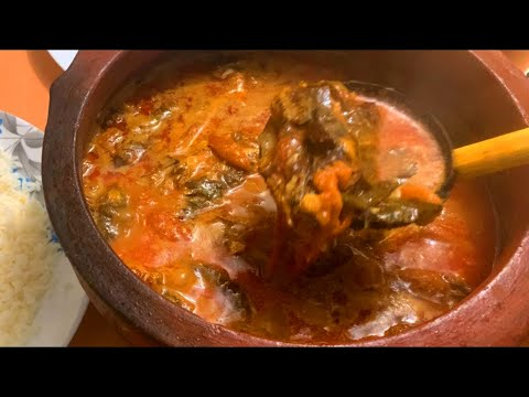 How To Make Tin Fish Curry/cabbage Curry/canned Fish Curry.