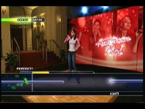 Karaoke Revolution: American Idol Encore - Over the Rainbow (Expert)