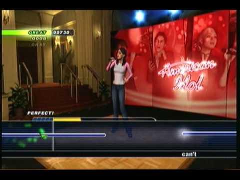 Karaoke Revolution: American Idol Encore - Over The Rainbow (Expert)