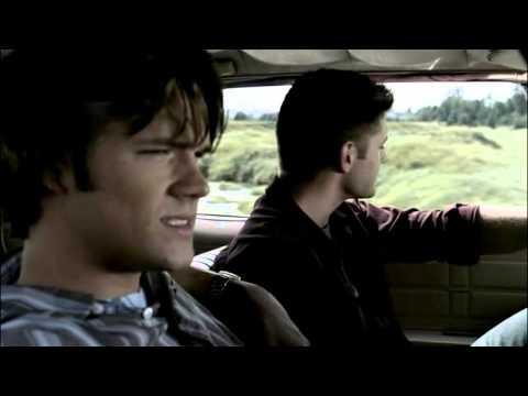 Supernatural - Back In Black - Impala 67'