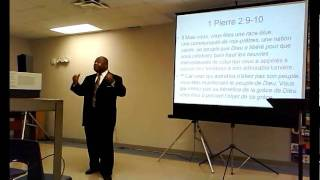 NEW BEGINNINGS RESTORATION CHRISTIAN CENTER (PT 2)