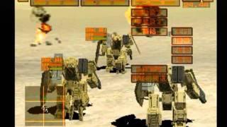 フロントミッション オルタナティブ 対ツェルベルス・ガード戦