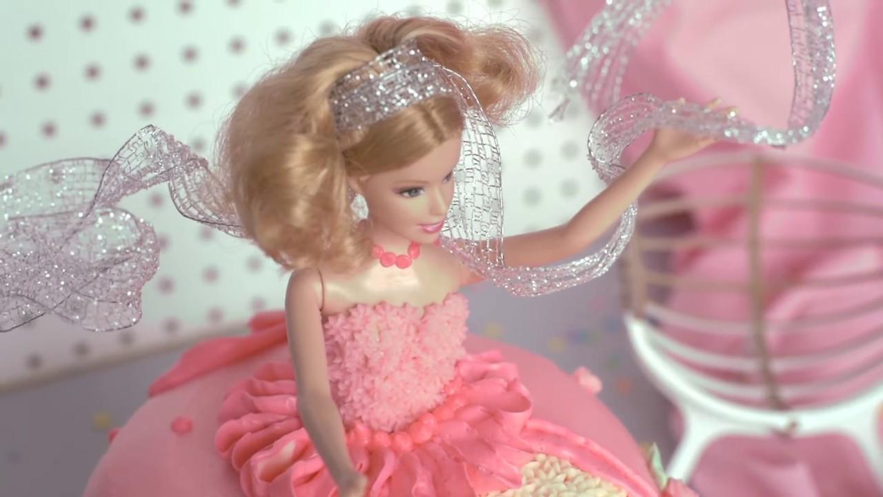 Jak zrobić tort lalka Barbie – przepis – Allrecipes.pl