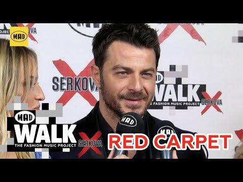 Στο Red Carpet του ΜadWalk 2018 by Serkova
