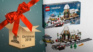Top 10 Lego Christmas Gift Ideas For Kids / Countdown To Christmas 2018!   Christmas Sale Guide