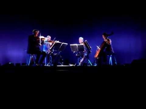 "Kronos Quartet: ""Lux Aeterna"" | SESC Santos (02/12/2014)"