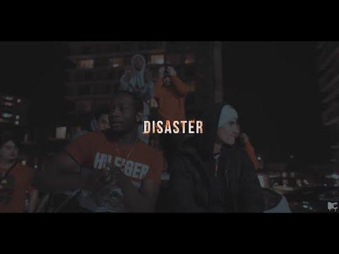 Jayy 6ix ft. Jmilly - Disaster (Official Video) [4K]