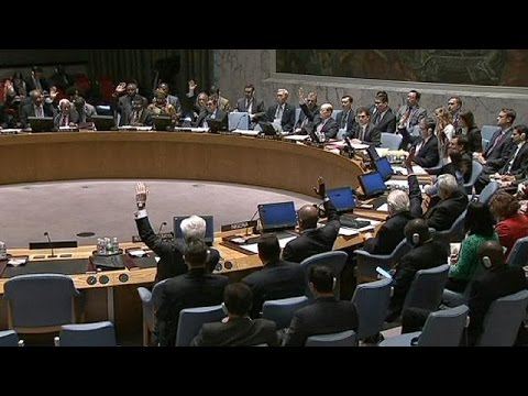 UN Security Council votes yes to cutting off ISIL funding