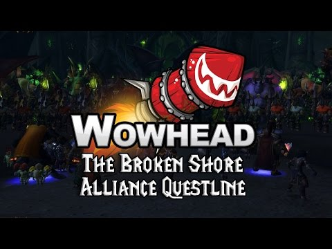 The Broken Shore Alliance Questline (Spoilers)