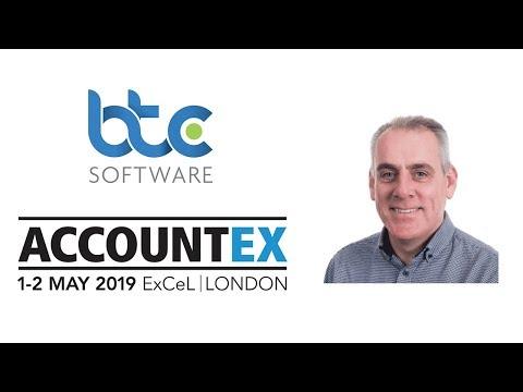Accountex 2019: BTCSoftware CEO Rob Ellis
