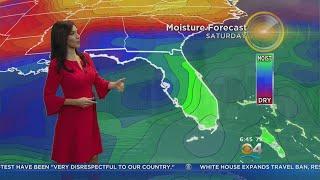 CBSMiami.com Weather @ Your Desk 9/25 7AM