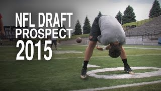 Andrew East | Senior Bowl Long Snapper | 2015 NFL Draft Prospect