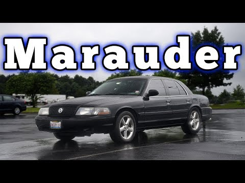 2003 Mercury Marauder: Regular Car Reviews