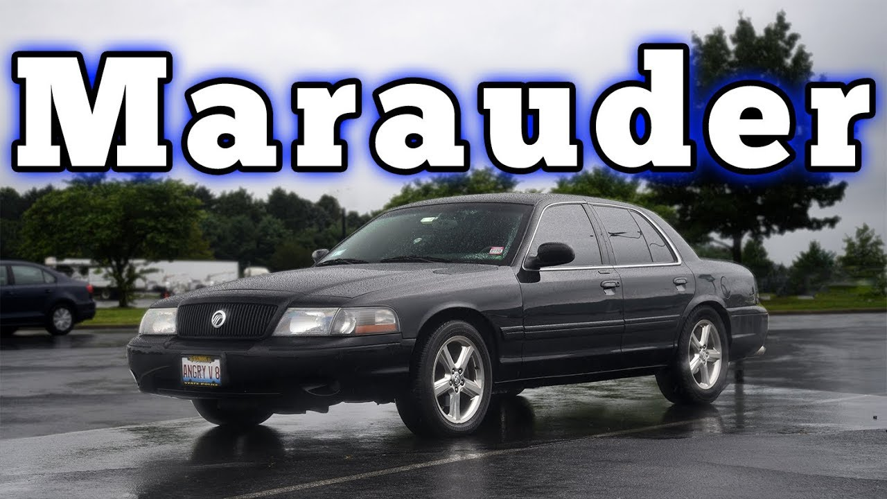 2003 Mercury Marauder Regular Car Reviews