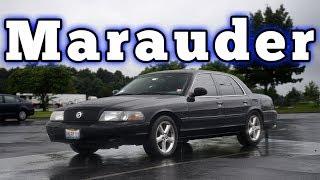 2003 Mercury Marauder: Regular Car Reviews