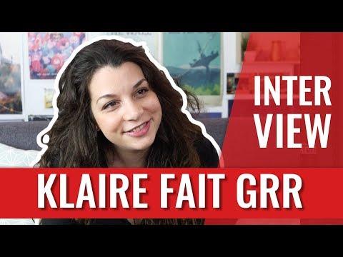 KLAIRE FAIT GRR - Trolls, règles & Chattologie