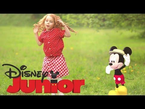 Get up and Dance - Tanz mit! | Disney Junior