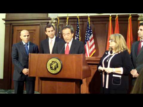 Press Conference to Announce Nassau County Lease with Lighthouse Project 10/01/09 part 3