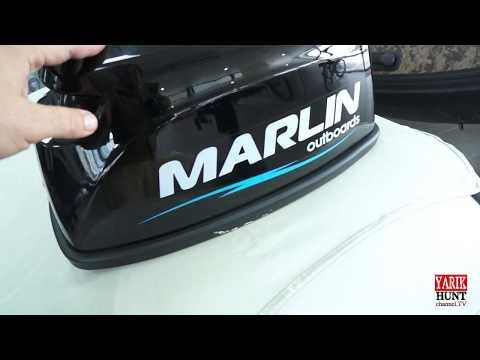 #ОБЗОРище.Лодочные моторы MARLIN ...что за зверь???