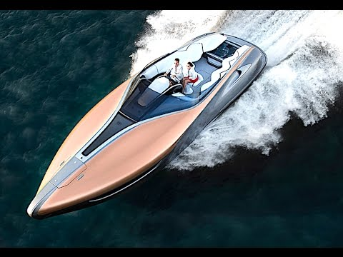 Lexus 2018 Sport Yacht Powerboat Lexus Commercial 2017 Lexus Boat Video CARJAM TV HD