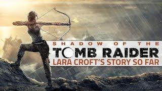 Shadow of the Tomb Raider: Lara Croft