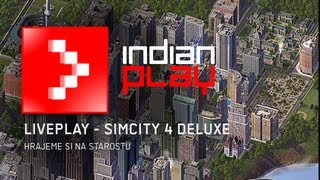 LIVEPLAY: SimCity 4 Deluxe | INDIAN PLAY