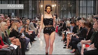 VIVIENNE WESTWOOD RED LABEL Spring 2013 London - Fashion Channel