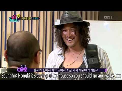 [ENG sub] 150724 Look back at myself Ep.1 (Hongki cut)