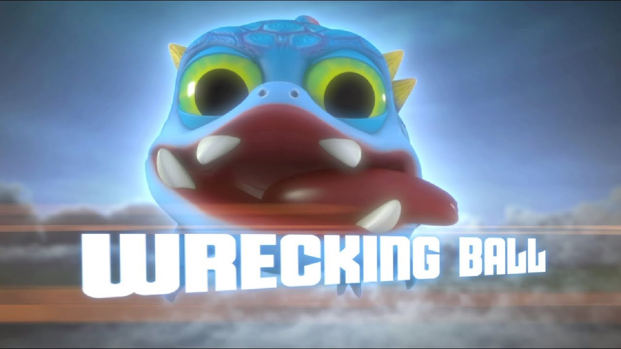 skylanders jump for it wrecking ball heroic challenge youtube