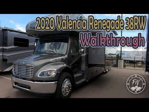 2020 Valencia Renegade 38RW - Walkthrough