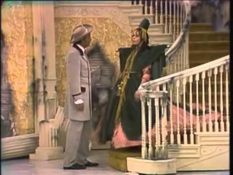 Curtains Ideas carol burnett curtain rod : Carol Burnett Show parody of